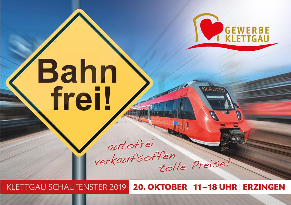 20. Oktober |Klettgau Schaufenster